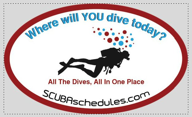 Tell Them You Saw Their Trip on Scuba Schedules!
